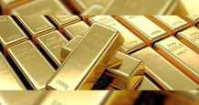 gold yields investors real near