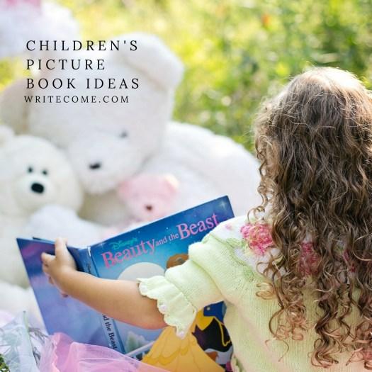 Children's Picture Book Ideas