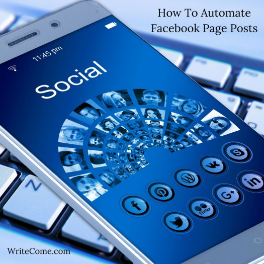 How To Automate Facebook Page Posts
