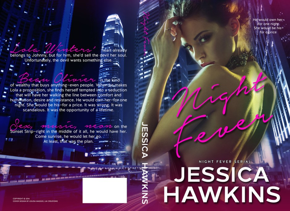 Spotlight: Author Jessica Hawkins