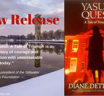 New Release – Yasu's Quest: A Tale of Triumph by Diane Dettmann