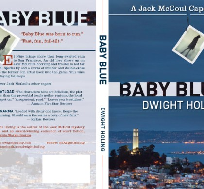 New Release: Baby Blue by Dwight Holing