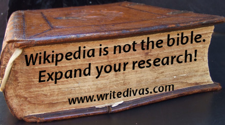 wikipedia is not the bible