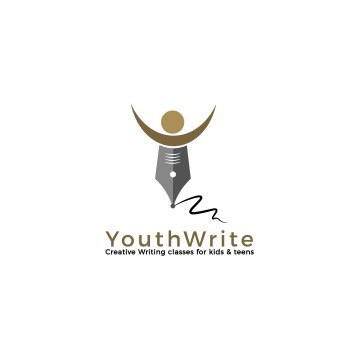 YouthWrite creative writing classes for kids and teens logo