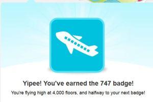 747badge