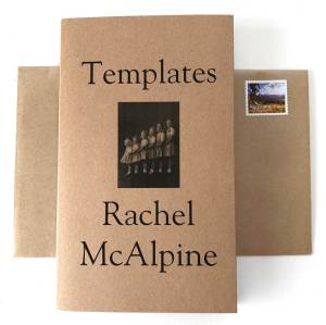 Photo of Templates, a small book of poems and photos about growing old