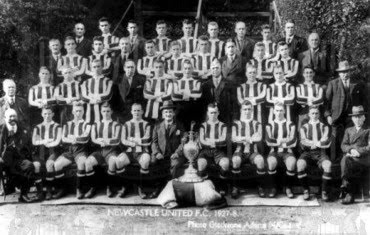newcastle united 1926-1927