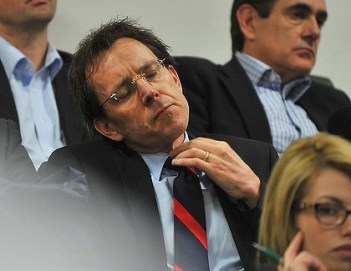 Melbourne CEO Cam Schwab felt the noose tighten