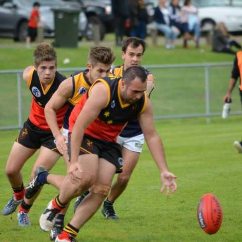 Indigenous club Fitzroy Stars now call Preston home