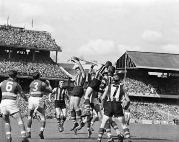 1961 Grand Final - the Bulldogs' last