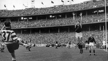Cats v Bombers, 1962 semi final