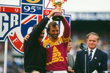 Another '91 grand final oddity