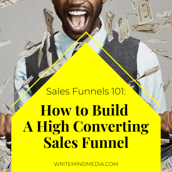 DIY marketing guide for sales funnel building