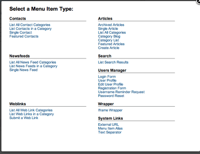 joomla-select-menu-type-screen