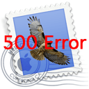 Apple Mail Causes 500 Web Server Error