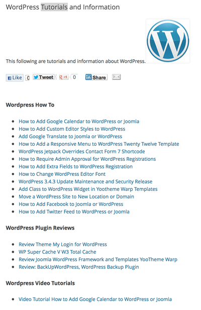 wordpress-category-list