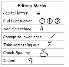 Editor's Marks: Get Rid of it.