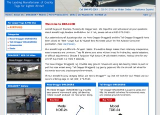 Dragger X-Cart Website