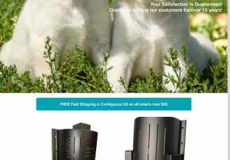 Akoma Pet Products WooCommerce Website