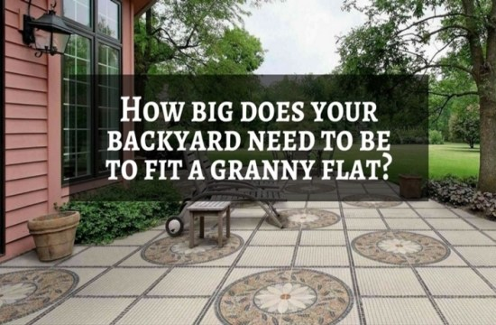 Fit A Granny Flat