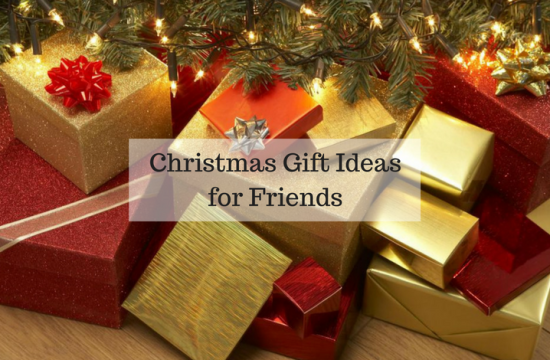 hristmas Gift Ideas for Friends