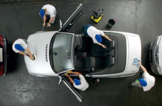 car detail service