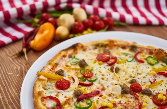 All about Pizza
