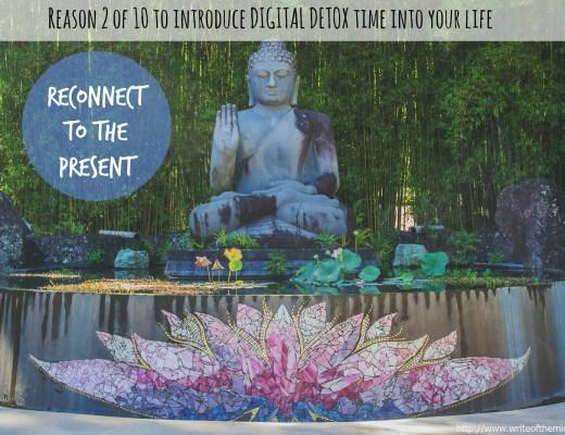 Buddha, Present, Mindfulness
