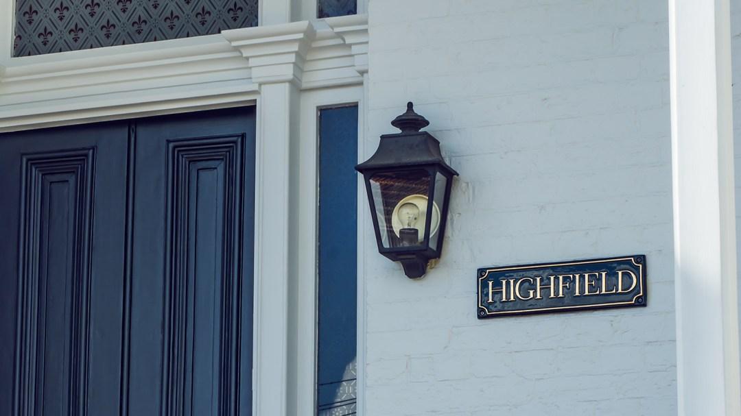highfield house, launceston