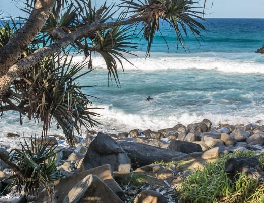 beach, ocean, surf, surfer, burleigh heads, gold coast