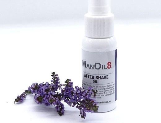 after shave oil, after shave, plant oils, natural plant oils, skin care, men's skincare,