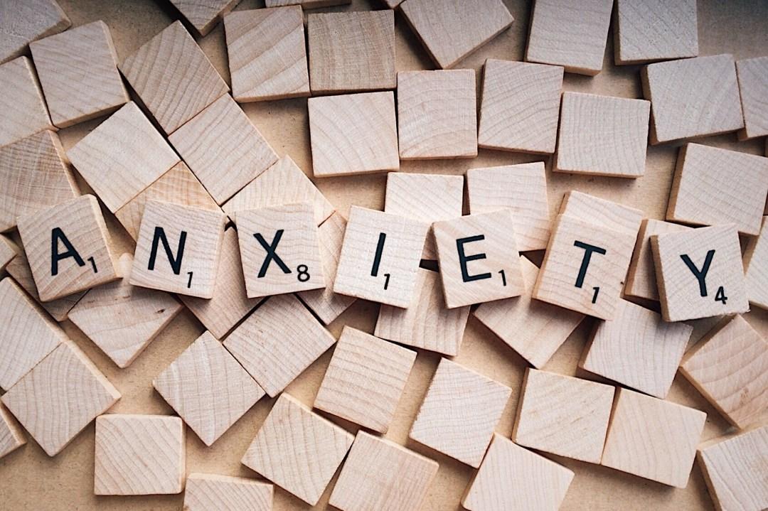 anxiety, worry, fear