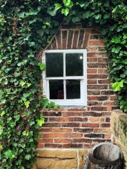 Captain Cook, Cooks Cottage, Gardens, Fitzroy Gardens, Melbourne, Cottage, Ivy, Window,