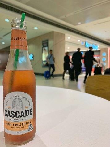 Drink at Sydney Airport
