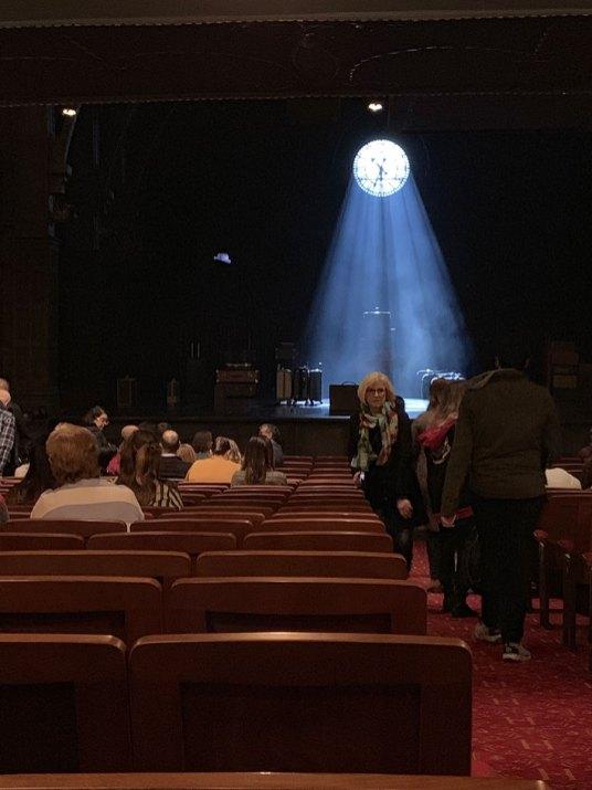 Inside Princess Theatre Melbourne