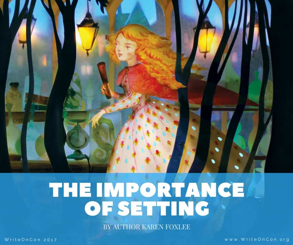 The Importance of Setting