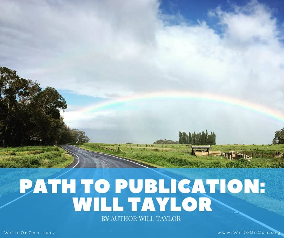 Path to Publication: Will Taylor