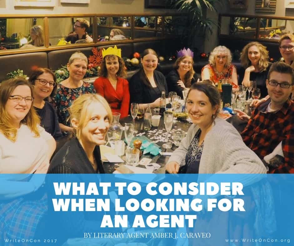 What To Consider When Looking For an Agent