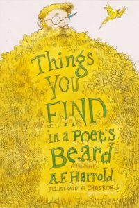 THINGS YOU FIND IN A POET'S BEARD