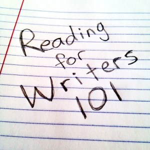 ReadingForWriters101