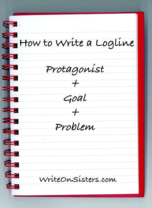 How To Write A Logline Writeonsisters
