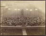 Boston Symphony Orchestra 1891