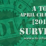 Done! We Survived the A-Z Blog Challenge