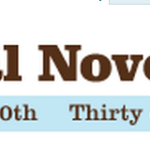 NaNoWriMo is NOT a Cuddly Stuffed Animal