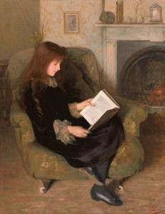 Florence Fuller-Inseparables, 1900 Public Domain