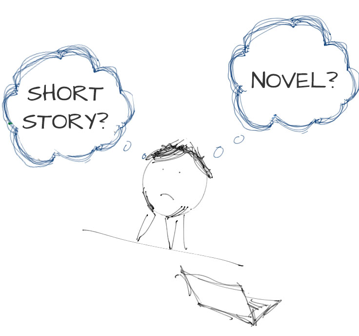 Is Your Idea a Short Story or Novel?