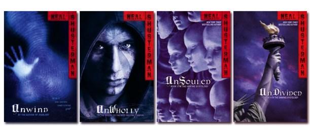 Unwind book series