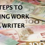How To Get Work as a Writer