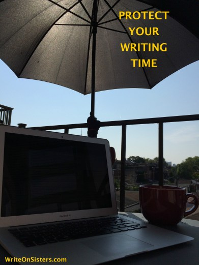Protect Your Writing Time