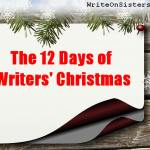The 12 Days of Writers' Christmas